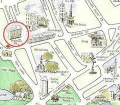portman square map