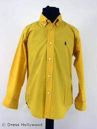 bright yellow t shirts