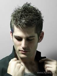 funky hairstyle for men