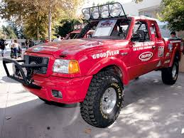ford ranger offroad