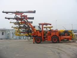 tamrock drilling