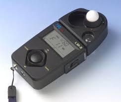 canon light meter