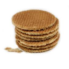 syrup waffles