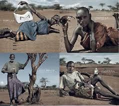 el hambre en africa