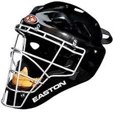 baseball catcher helmet