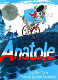 anatole the mouse