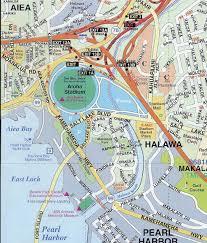 aloha stadium map