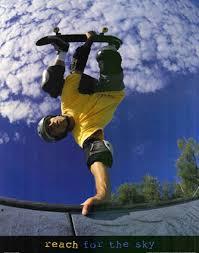 skateboarding extreme