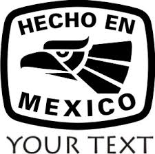 mexican decals