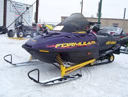 ski doo 1999
