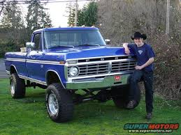 1973 ford f 250