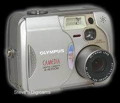 olympus d 40