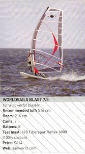 north sails r type