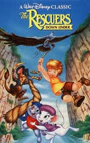disney the rescuers down under
