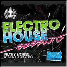 electro house album