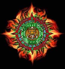 pictures of aztec gods