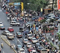 caos vehicular