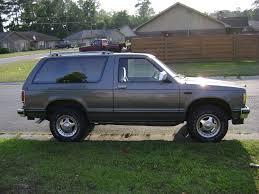 1989 chevy s10 blazer