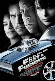 fast and furious 2009 poster
