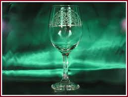 glassware wedding