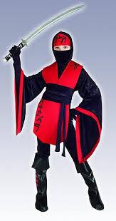ninja girl costume