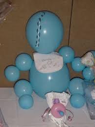 boy baby shower decoration