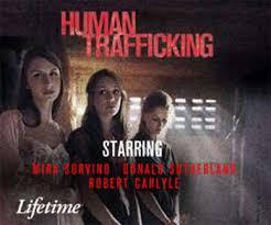 human trafficking movie