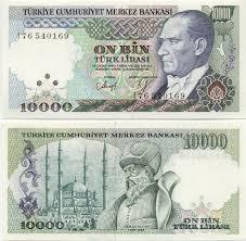 10000 lira