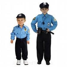 dress up police