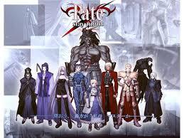 Fate Stay Night Fate-Stay-Night