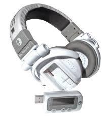 mp3 player headphone