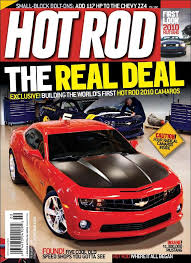 hot rod mags