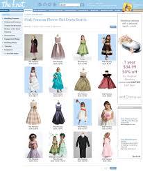 designer flower girls dresses