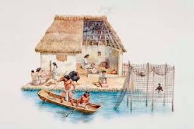 aztec boat