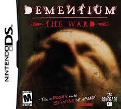 Dementium The Ward - DS - Fiche de jeu Dementium-ward