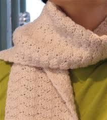 crocheting scarf patterns