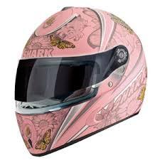 shark butterfly helmet