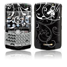 blackberry curve skin cover