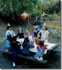 park birthday parties