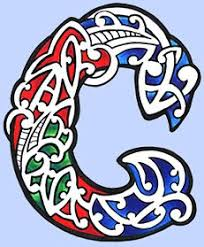 alphabet tattoos