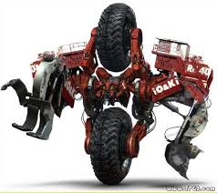 demolisher transformer