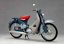 motor antik honda