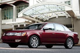 ford five hundred car