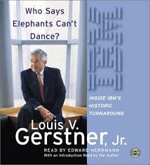 louis v gerstner jr