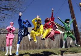 anime convention costumes