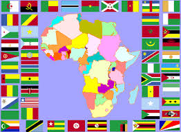 african flags and countries