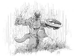 cerebus the aardvark