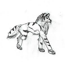 cartoon wolf pictures