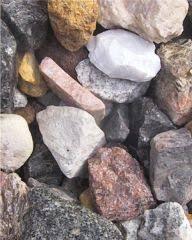 all kind of rocks