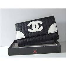 coco chanel wallets